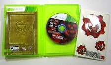 Gears of War 3 Microsoft Xbox 360 with Gears of War 3 Stickers