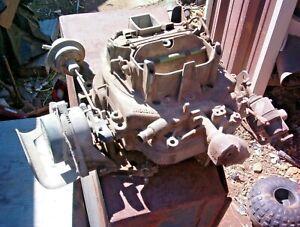 Motorcraft 4350  Ford 4bbl Big Block Carburetor