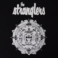 Stranglers band ***MEDIUM*** screen printed t-shirt Black