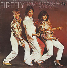 """7"""" 45 TOURS FRANCE FIREFLY """"Love Is Gonna Be On Your Side +1"""" 1981 DISCO/FUNK"""