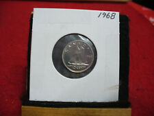 1968 CANADA  DIME  10 CENTS    TOP GRADE  68  PROOF LIKE  SEALED  SEE PHOTOS