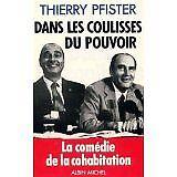 Pfister - Dans les coulisses du pouvoir - 1986 - Broché