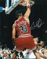 Scottie Pippen Autographed Signed 8x10 Photo ( Bulls HOF ) REPRINT ,