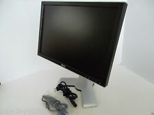 "LOT-10 Dell 20"" UltraSharp LCD Monitor 2009Wt 4-USB Port VGA DVI FH8MW G433H"