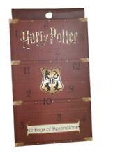 Primark Harry Potter 12 Days Of Xmas Advent Calendar Christmas Tree Decoration