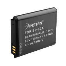 BP-70A Batterie Pour Samsung BP70A ES65 ES70 PL80 PL100