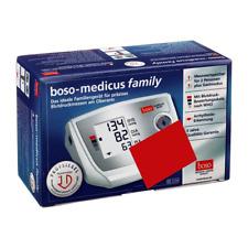 boso medicus family / Partner-Blutdruckmessgerät mit 2 Speicher-Plätzen, großem