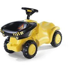 Rolly Toys Cassone CAVALCABILE GIOCO AUTO GIALLO