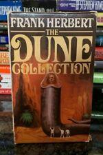 DUNE By FRANK HERBERT Box Set of 5 Paperback Books DAMAGED