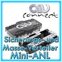 AIV Connect 690420 Sicherungs- und Masse-Verteiler Mini-ANL