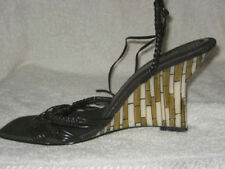 Nine West Leather Mary Janes Heels for Women