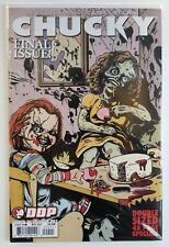 Chucky #4 2007 Final Issue Double Size Special Brian Pulido DDP Comic Book VF NM