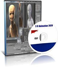 3d Animation Studio Professional Graphics Film Editing Software