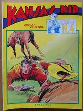 KANSAS KID - Prima Serie Carlo Cossio n°4 1996 DARDO  [G365A]