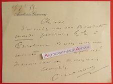 Alexandre ARNOUX Académie Goncourt Romancier Poète Digne les Bains autographe