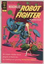 Magnus Robot Fighter #31 April 1972 VG Monster Robs