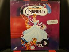 Laserdisc Pal deutsch Cinderella   NEU & OVP
