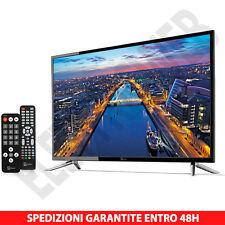 """TELESYSTEM TELEVISORE TV TS39LS08 39"""" LED T2/S2 HEVC 28000130 FULL HD"""