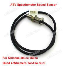 Speedometer Speed Sensor For Chinese 200cc 250cc ATV Quad 4 Wheelers Tao Tao