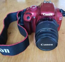Canon EOS 1100D 12.2 MP fotocamera reflex digitale EF-S18-55mm Luce Lente +320EX Speed