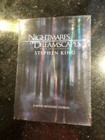 Stephen King's: Nightmares & Dreamscapes (DVD, 2006, 3-Disc New Sealed