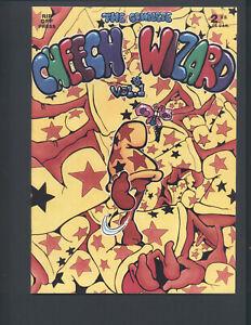 Complete Cheech Wizard #1 (1986) Rip Off Press Classic Vaughn Bode Comic Book