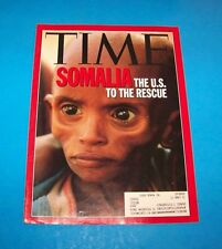 "Time Magazine Somalia ""The U.S. To The Rescue"" / John Whitley Angola Prison 1992"