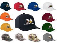 Dodge SCAT PACK Logo FlexFit Hat Cap NEW