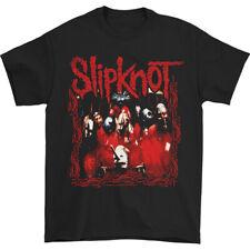 SLIPKNOT Band Frame Retro T-shirt
