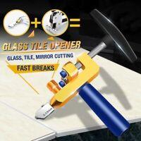Glass Tile Opener High strength Glass Cutter Handheld Portable Diamond Cutting
