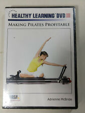 Healthy Learning Dvd: Making Pilates Profitable Adrienne McBride