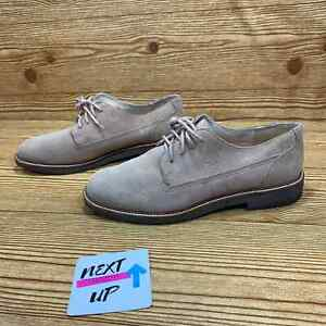 Timberland Waterproof Suede Oxford Dress Shoes size 8.5