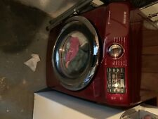 """Samsung Gas Dryer , Red, used condition """"slightly used�"""