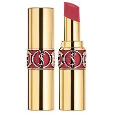 Yves Saint Laurent Rouge Volupte Shine Lipstick #86 Mauve Cuir New In Box YSL