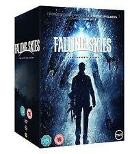 Falling Skies Complete Series Collection 1-5 DVD Box Set Season 1 2 3 4 5 UK Rel