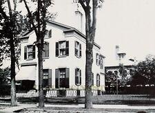 "Fort Wayne IN ""Residence OF Ernst C. Rurode."" in 1889 Reprint Vintage Photograph"