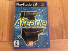 Ps2 The Arcade PlayStation Games Like Pong Asteroids