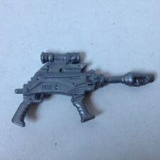 """GUN destro v4 1993 or SCIFI V2 V3 1991 3.75"""" ACTION FORCE 1980s HASBRO GI JOE"""