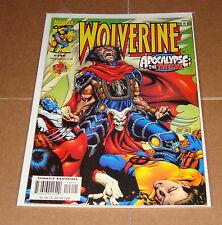 Wolverine #146 1st Print Apocalypse The Twelve