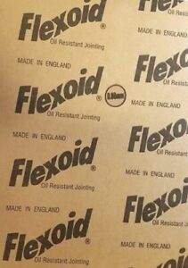 Genuine Flexoid Gasket Paper A4 size Sheet (Free UK Postage) 0.80mm Thick