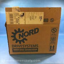 NORD SK80LH/4 CUS BRE10 HL GEAR MOTOR, 60HZ, 230/460V, 1750RPM FNOB
