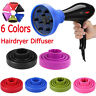 Universal Blower Hairdressing Salon Curly Hair Dryer Folding Diffuser Cover-