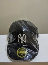 Aime Leon Dore New Era Chain Stitched New York Yankees Hat 7 1/2 (NAVY)