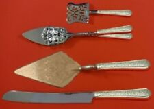 Old Brocade By Towle Sterling Silver Dessert Pastry Serving Set HHWS 4pc Custom