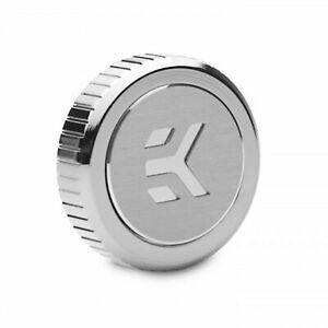 EKWB EK-Quantum Torque Plug Fitting w/Badge, Nickel