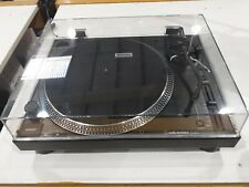 Audio-Technica AT-LP120X-USB Professional DJ USB Record Player Turntable Black