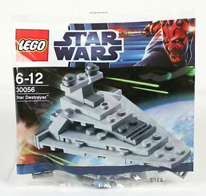 LEGO set STAR WARS IMPERIAL STAR DESTROYER promotional baggie toy 30056 - NEW!