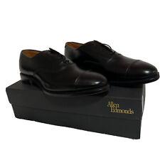 Allen Edmonds NWB Park Avenue Oxford Captoe Dress Shoes Size 11 C Black $395