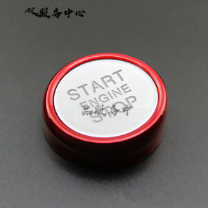8K0905217C Start Stop Engine Switch Push Button Cover For Audi A4 (B8 8K) A5 Q5