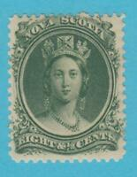 NOVA SCOTIA 11a  MINT NEVER HINGED OG **  NO FAULTS  VERY FINE !